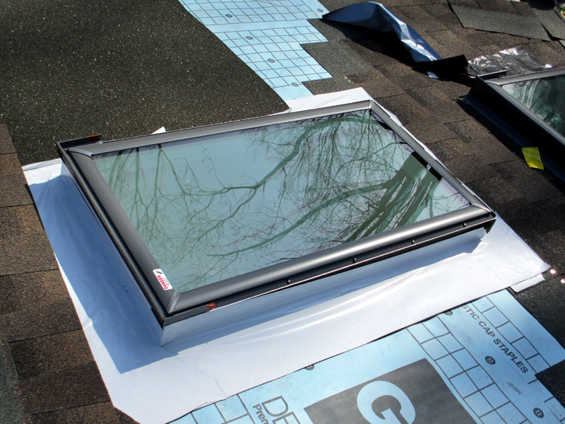 Skylight Installation the Right Way