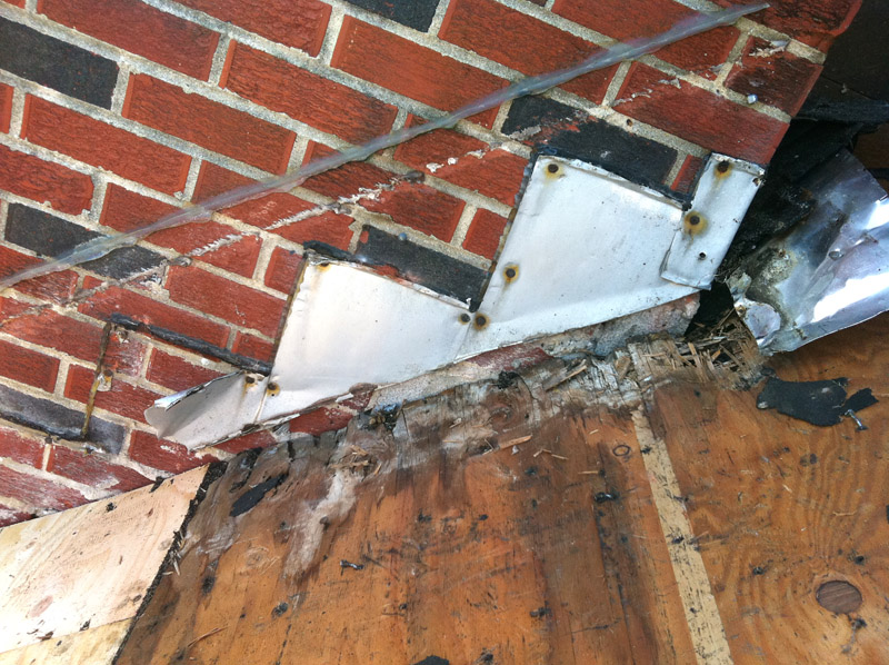Chimney Flashing Installation & Repair Tips - All Roofing Solutions