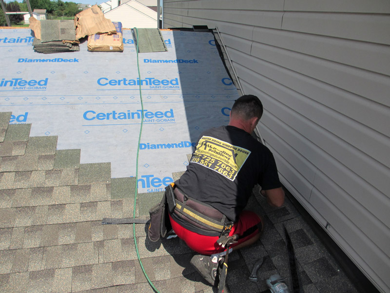 Shingle Roofing Installation The Right Way