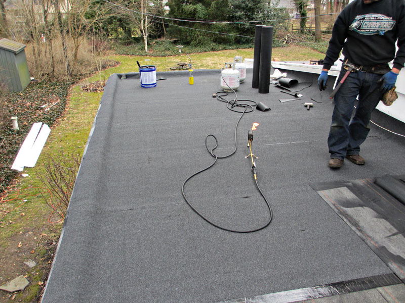 Flat Roofing Repairs v. Replacement: Making The Right Call