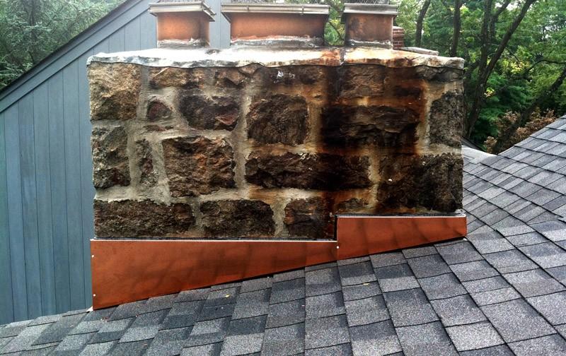 Chimney Flashing Replacement, Wilmington, De