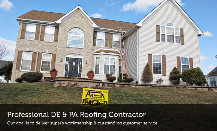 Newark DE Roofing Installation & Repair Contractor