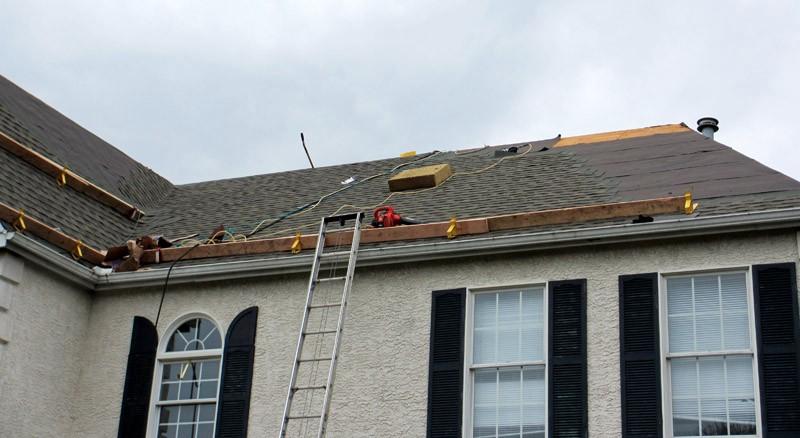 New Roof Installation, Hockessin DE