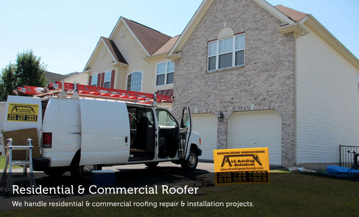 Residential & Commercial Roofer