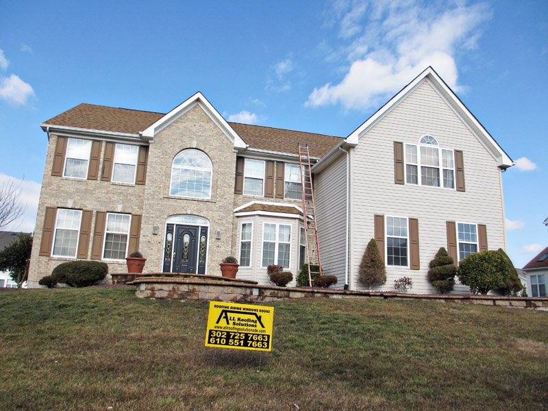Residential Roofing Services in Delaware & Pennsylvania