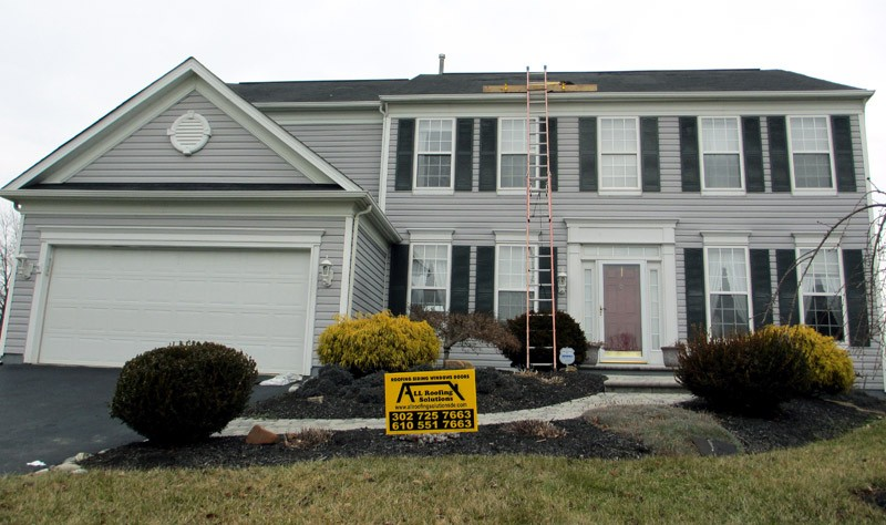 Roofing & Siding Repairs, Middletown DE
