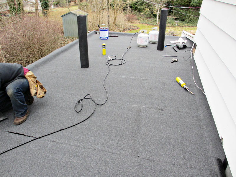 Shingle/Flat Roofing Installation, Wilmington DE