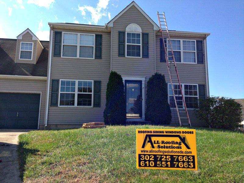 Roofing Repairs, Newark DE