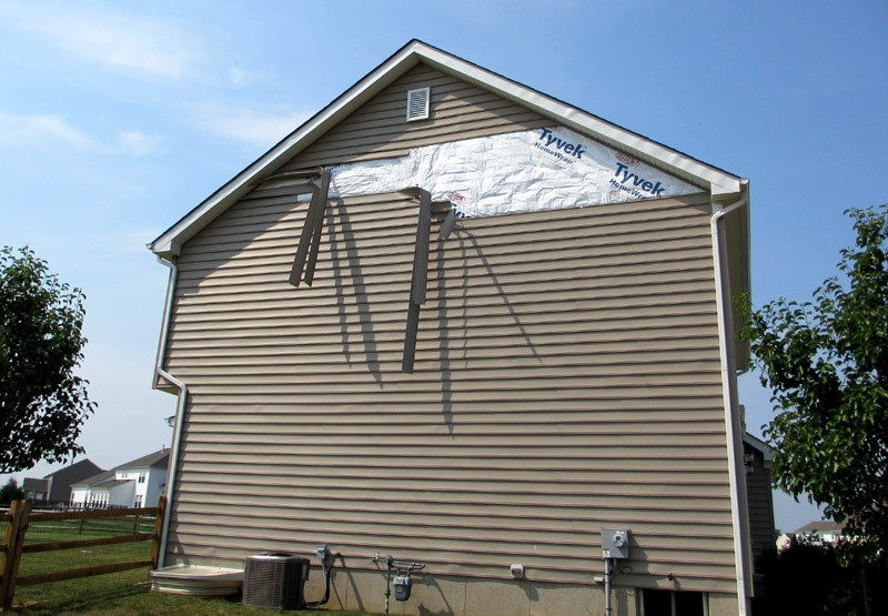 Wind Damage Repairs, Claymont DE
