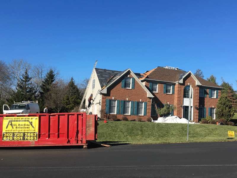 Re-roofing, Wilmington DE