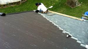 Shingle Roofing installation in New Castle DE