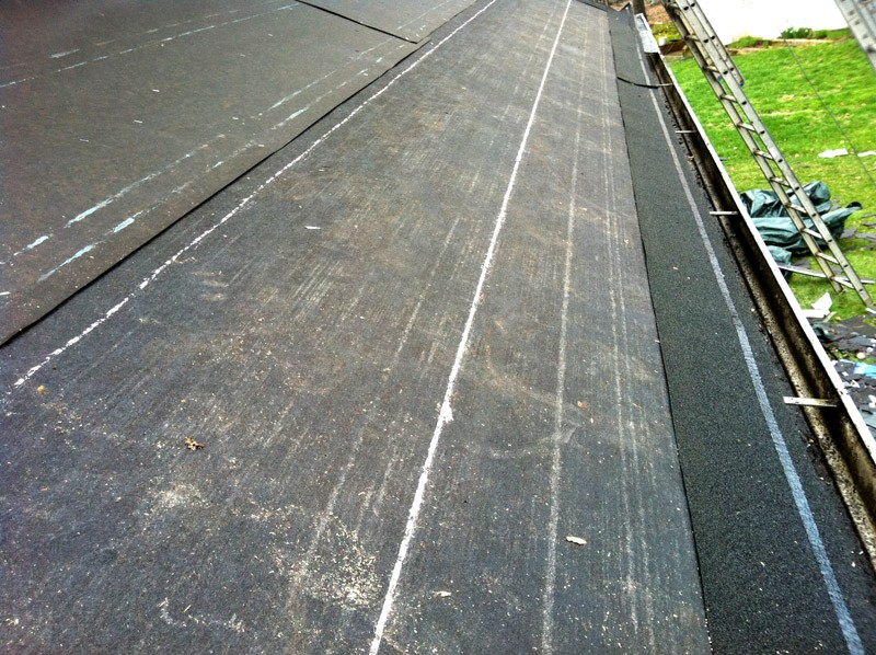Roofing Felt Installation - Shingle Roofing Installation in Newark DE