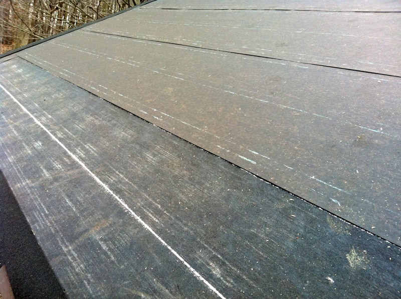 Roofing Felt Installation - Shingle Roofing