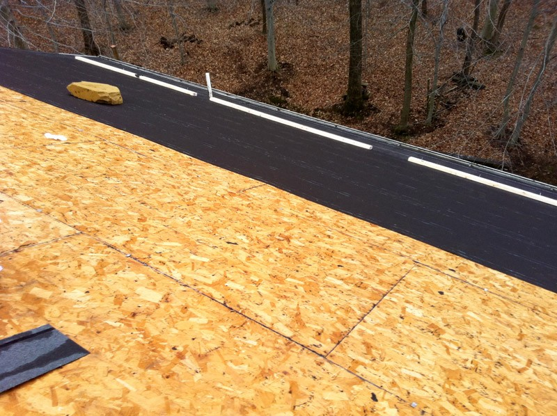 Drip Edge Installation - Shingle Roofing Installation in Chadds Ford PA