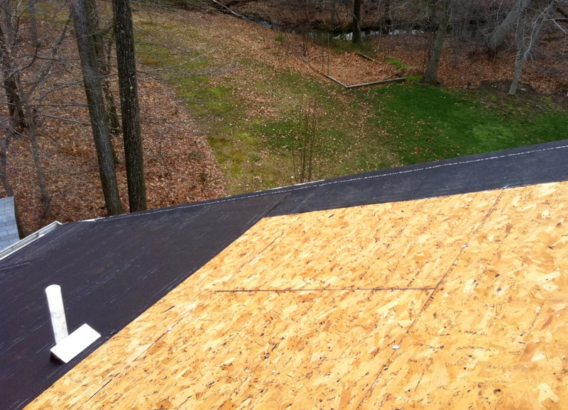Ice and Water Shield Installation - Shingle Roofing Installation in Chadds Ford PA