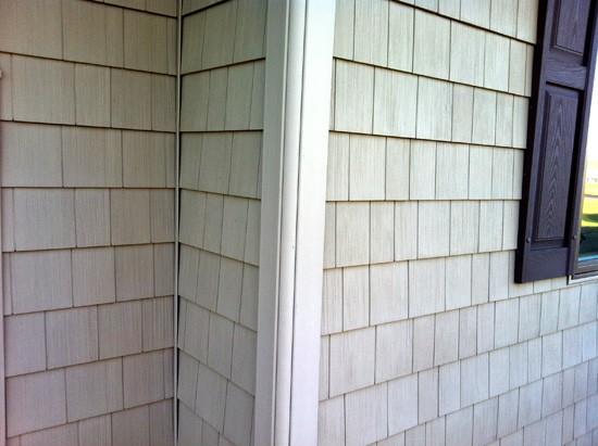 Cedar Impression-Vinyl Shake Siding i ze bylo to w Media,PA Delaware County