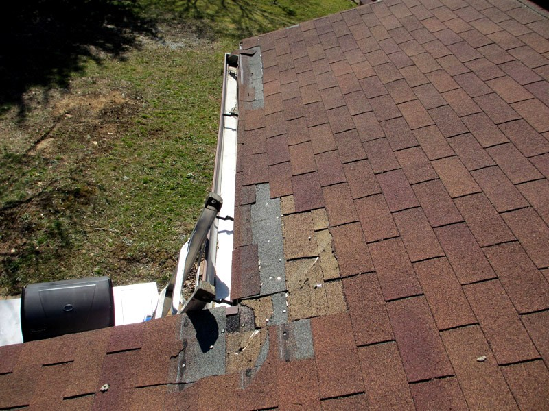 Roof Damage Repairs, Bear De