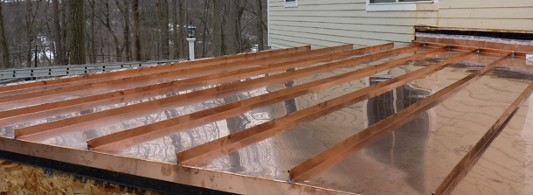 Residential Metal Roofing Materials: Copper, Aluminum & Steel