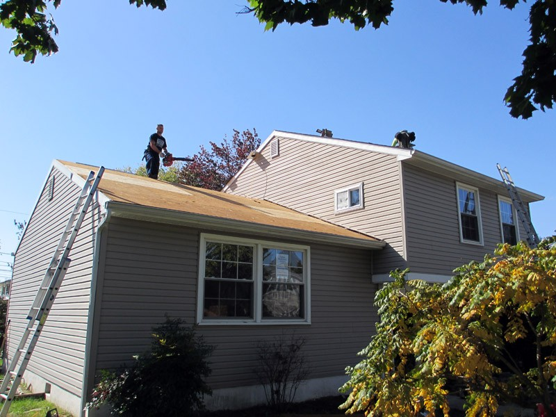 Shingle Roofing Installation Contractor In Newtown Square Pa