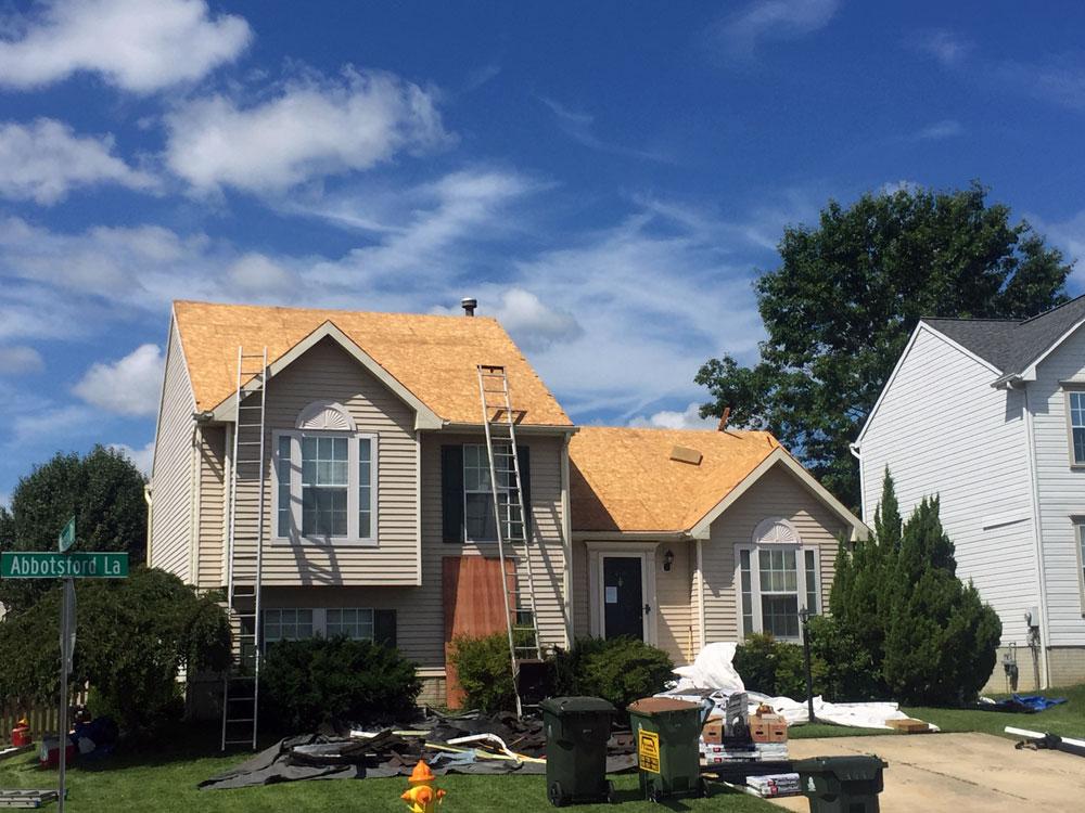 Roof Replacement, Newark DE 19713