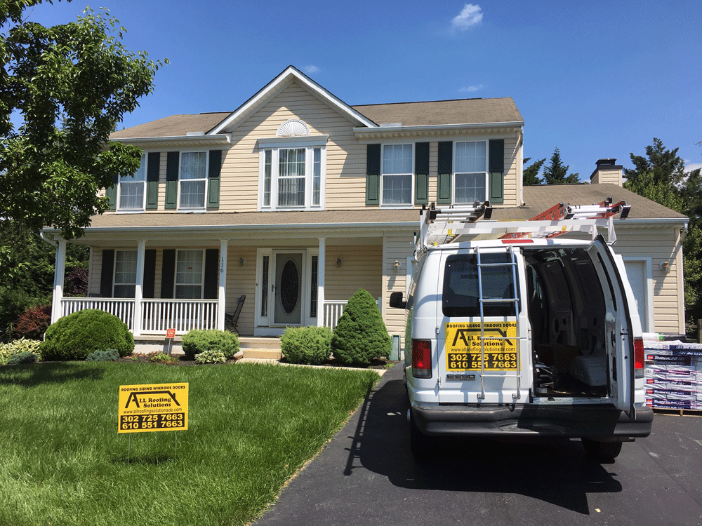 Roof Replacement in Newark DE 19702