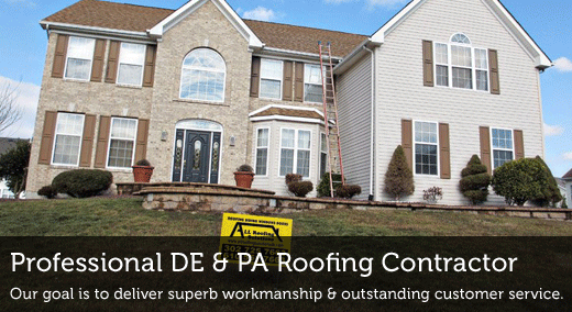 DE & PA Roofing Contractors